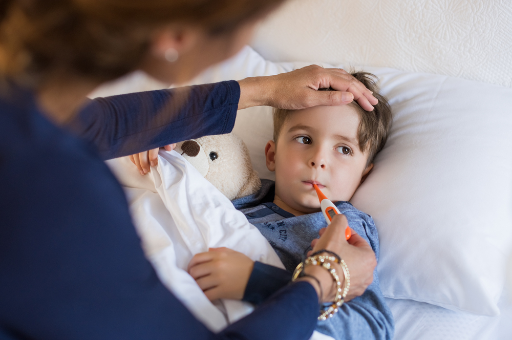ЧБР – часто болеющий ребенок!